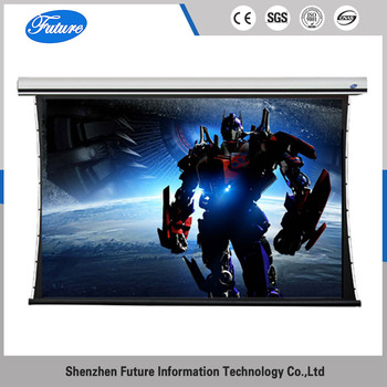 Direct supply 100 inch 16:9 tension screen projection