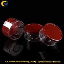 Plastic Cylinder Packaging Box for Candy