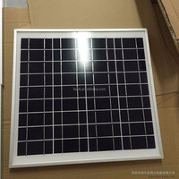 photovolatic pv module high efficiency 10w solar panel poly