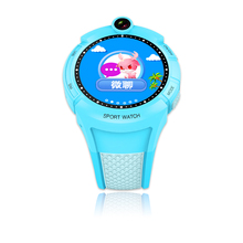 2017 newest GPS tracker LBS SOS cell Phone calls kids mobile watch phones