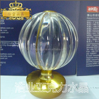 Christmas ornament 2 part transparent clear plastic ball
