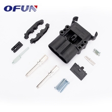 OFUN Low Price 320A 150V Forklift Mini Male Power Cable Disconnect Connector