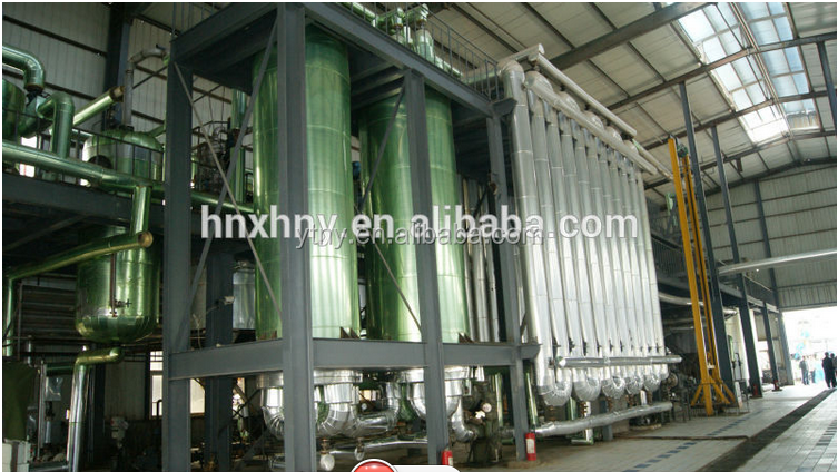 Used cooking Oil Purification Machine For Producing the Biodiesel and by processing vegetable oil /animal fats