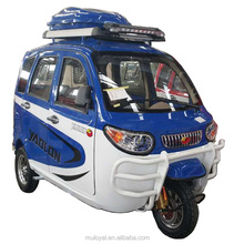 passenger enclosed cabin 3 wheel motorcycle by petrol