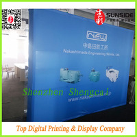 portable pop up display / cheaper pop up display in Shenzhen