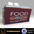 2014 New Design Folding Automatic Container Fast Food Trailer
