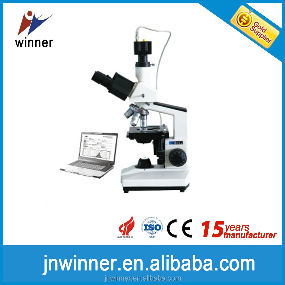 Measuring size range 1-6000 micron Winner99E Microcope particle size analyzer for Bentonite