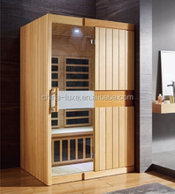 New design cheap factory price mini far infrared sauna room