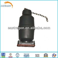 TTS Drain Valve with Bolt and Nut