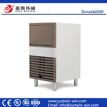 45kg ice maker with LED lighting