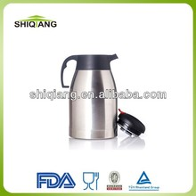 2.0L Hot double wall stainless steel vacuum coffee pot thermos jug keep hot long time BL-3004