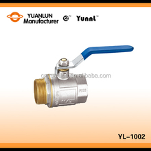 Brass Ball Valve(CE,ISO9001 Approved)
