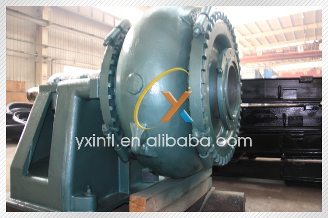 Heavy Duty Transfer Centrifugal Mud Slurry Pump