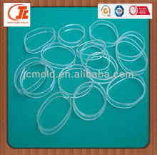 Shenzhen professional molded custom-made rubber products rubber ring injection moulding maker
