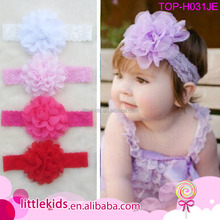 Chic Wholesale Baby Lace Flower Headbands Cute Soft Accessories Headwear Baby Girls Headband