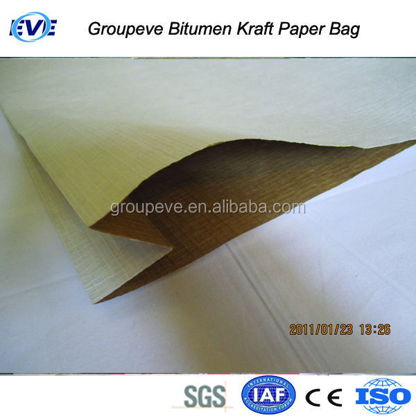 Anti Remaining Hot Liquid Bitumen Packing Bag