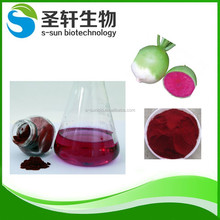 Natural and pure Radish red pigment for Food Colorant