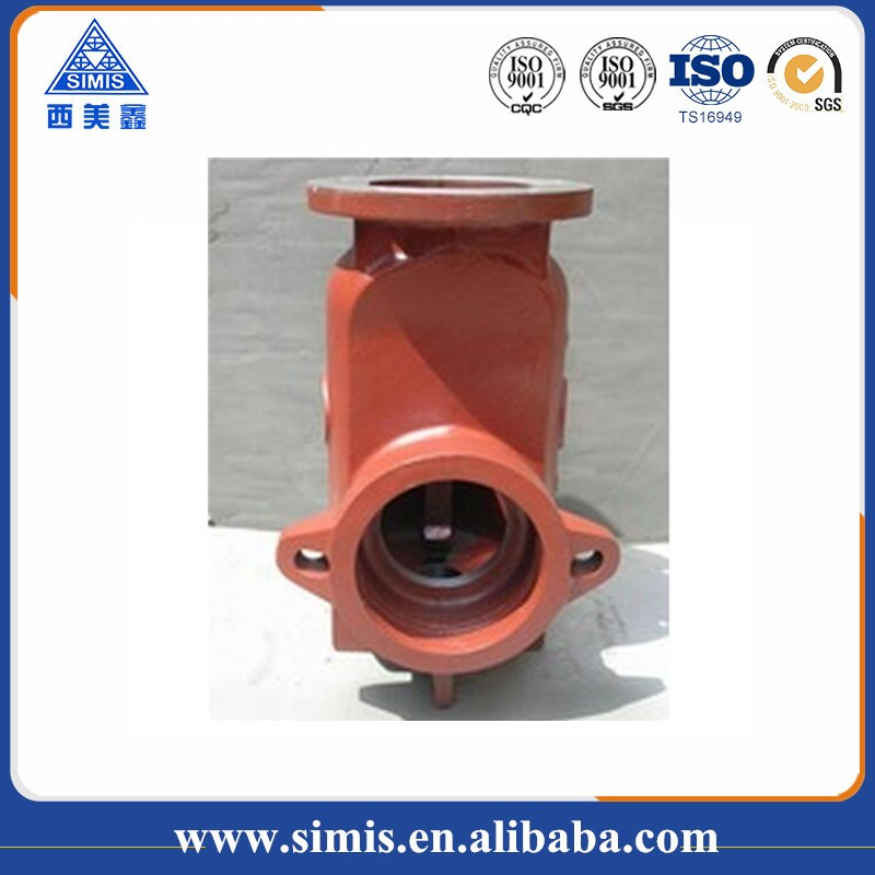 Custom high quality pipe body of fire hydrant