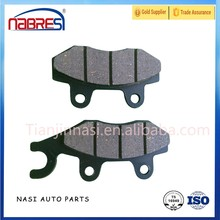 With 12months warranty Japanese YMH Motorcycle Brake pads