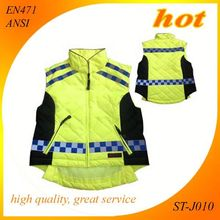 safety jacket safety clothing reflective work clothes flak vest for sale