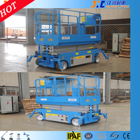 Factory Direct Sale Self Propelled Scissor Type Air Lift Platform