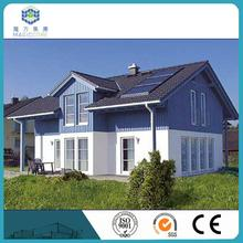 Movable Light steel prefabricated villa with high quality