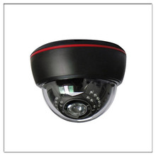 Practical High-ranking vandal-proof ir ip dome web camera