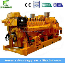 1mw-5mw natural gas generator mw power plant