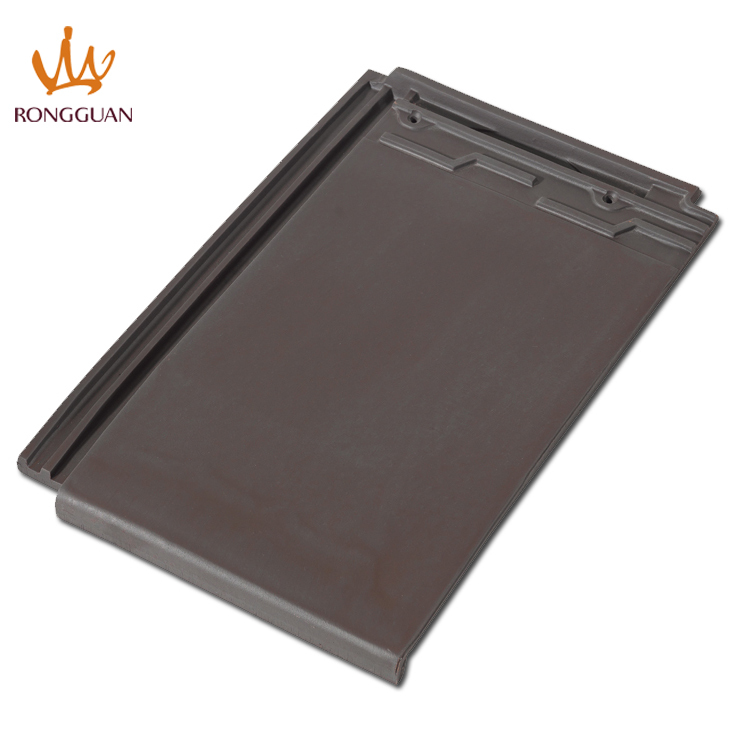 made in china construction materials clay plain roof tile