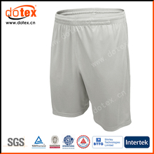 Wicking dry rapidly fit custom elastic waist shorts for men