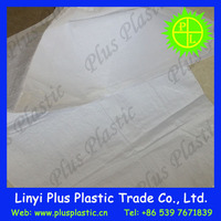 custom cheapest printing customer required logo promotional shopping PP woven laminated bags