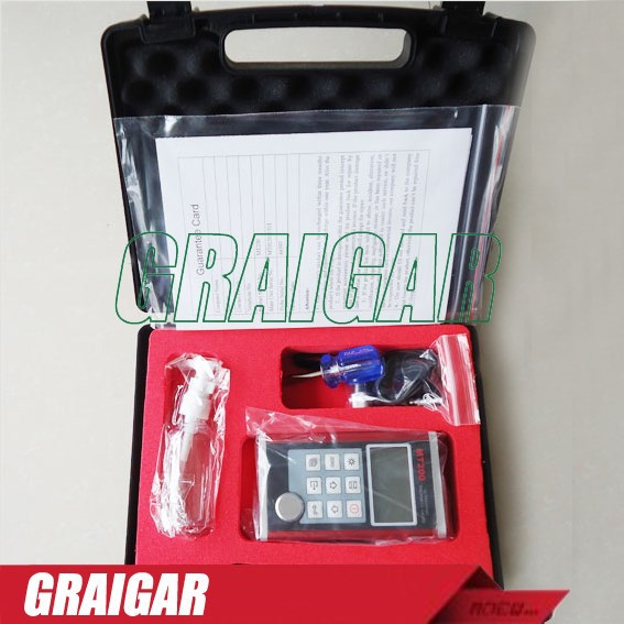 Ultrasonic Thickness Gauge MT200/Corrosion Gauge/Precision Gauge Measure Wide Range Of Material