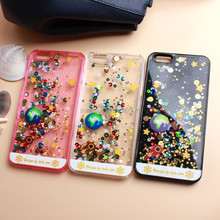 Moving Stars Protective 3D Phone Case For IPhone 6 / 5s