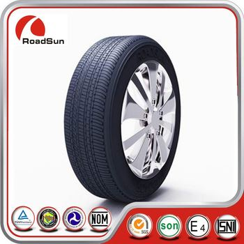 Top Quality 15 Inch Pcr Passenger Car Tyre