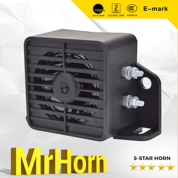 Mrhorn high power big sound car plastic alarm sirens horn for truck