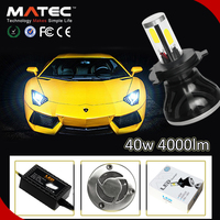 Auto Parts Car LED Lights Super Bright High Power 80w 96w G5 G6 LED Headlight H4 H7 H1 HB3 HB4 9004 H11 H13 H15 Auto LED Lights