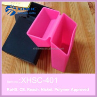 Silicone Cigarette plastic box Case Rubber 20 pack FOR MAN