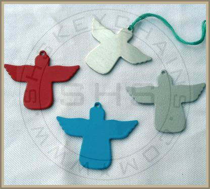 Angel Charm, Available in assorted colors