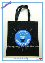 Green Eco-friendly recyclable cotton canvas bag (CL-A012)