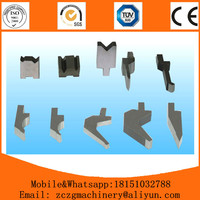 Europe USA CNC bending machine mold,press brake toolings used for Adira, AFM, Ajail, Amada, Baykal, Carter and other machinery