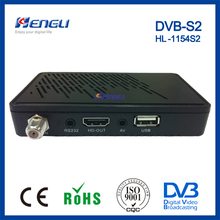 new design mini hd receiver dvb-s2 satellite receiver