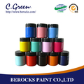 colorful china factory supply acrylic paint/acrylic artistic paint