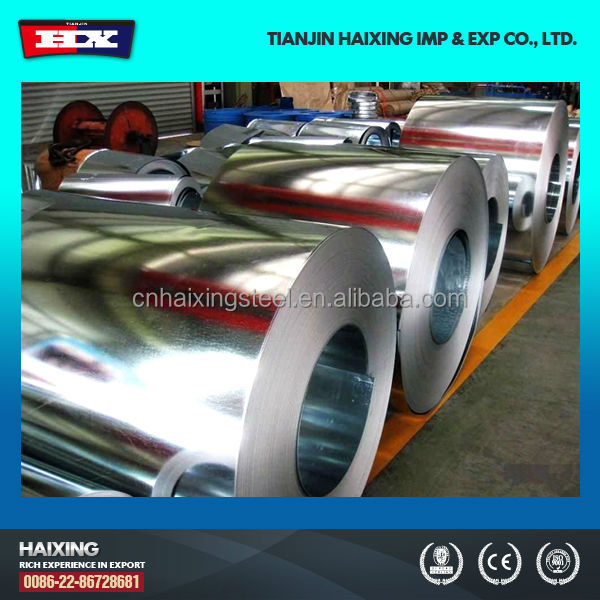 Electric Gal Coils Galvanized Steel Coil