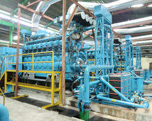 Cheaper Investment 2MW Diesel Generator Parallel to 50MW Power Plant