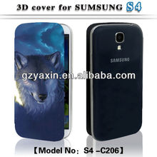Cover case for samsung s9500 s4,3D case for Sansum galaxy s4/ i9500