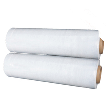Biodegradable clear plastic film packing stretch film