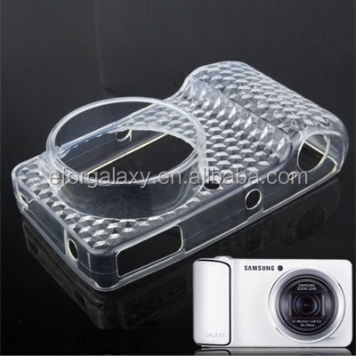 Protective TPU Soft Case for Samsung Galaxy Camera EK-GC100 (Translucent)