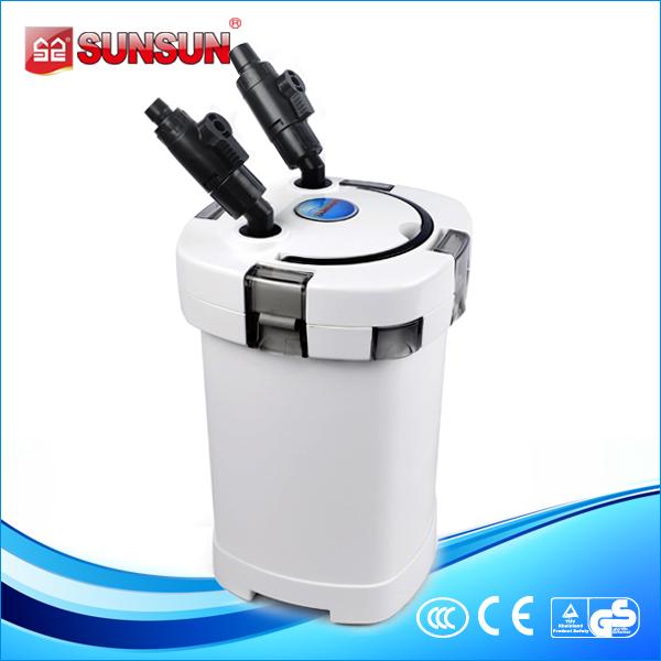 Hw 504b External Canister Filter Aquarium Filter Pump