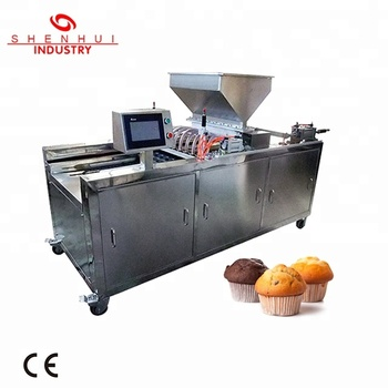 SH-600 automatic cake making machine