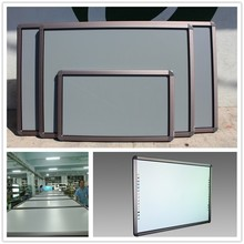 IR multi touch electronic interactive whiteboard smart board from China supplying SKD, PCB and OEM with good prices